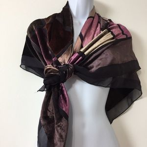 FRANCESCA ITALY scarf collection